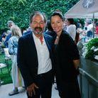 Denis Olivennes (CMI France) et Marion Ruggieri (ELLE)