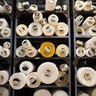 Quatrième étape : travailler le tissu