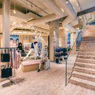 La nouvelle boutique Etam