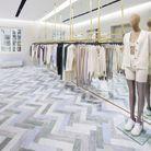 Le concept store Kith Paris