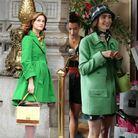 Le manteau vert