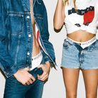 Hailey Baldwin et Lucky Blue Smith pour Tommy Hilfiger