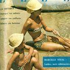 Un numéro d'été de en ELLE 1957