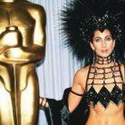 Un look de show girl pour se moquer de l'académie des Oscars