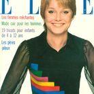 Couverture ELLE magazine 1971
