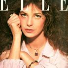 Couverture ELLE magazine 1975