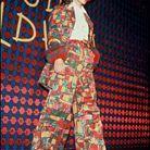 Kate Moss, défilé Todd Oldham 1993