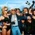 Son Cannes avec Newton