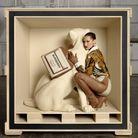 Bella Hadid dévoile le nouveau sac Pocket signé Burberry