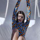 Kendall Jenner, égérie Burberry