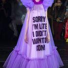 Les robes du défilé Viktor & Rolf