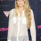 Gigi Hadid lors d'une soirée hollywoodienne en 2012