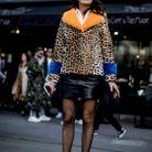 Du léopard, des talons et du cuir : le combo too much qu'on adore