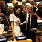 La féminité d'Amal Clooney