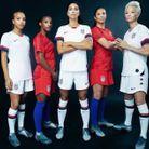 Les joueuses de l'équipe des Etats-Unis