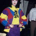 Défilé Kansai Yamamoto, 1981