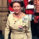 La tiare de la princesse Margaret, baptisée la tiare Poltimore