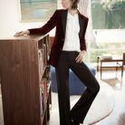 Charlotte Gainsbourg dans la dernière campagne de Gérard Darel