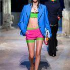 Versace, printemps-été 2021