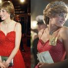 La robe rouge glamour