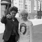 Vivienne Westwood et Malcom McLaren dans les années 70