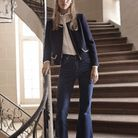 Look book Claudie Pierlot printemps-été 2016 look1