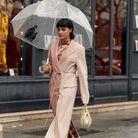 Le manteau minimaliste