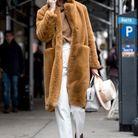 Le manteau ultra douillet