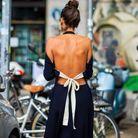 Une robe tablier ?
