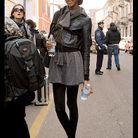 Mode street style look tendance chapeau coquette miss