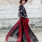 La jupe longue ethnique