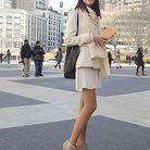 Mode street style defiles new york hiver 2011 RF11 5690