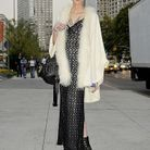 Mode defiles New York street style 1