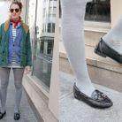 Mode street style chaussures jennifer