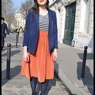 Mode street style look tendance jupe longue 10
