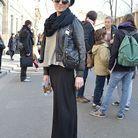 Mode street style look tendance jupe longue 13