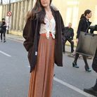 Mode street style look tendance jupe longue 14