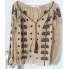 La chemise style indien d'Ilaria