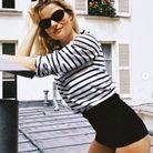 Des lunettes de soleil vintage