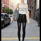 Mode defiles New York street style mannequins 2