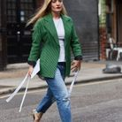 Un jean + un pull + un beau blazer