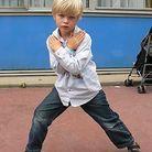 Raphaël, 5 ans