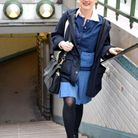 Elysabeth francois street style fashion week