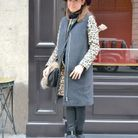 Ilaria casati street style fashion week