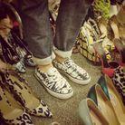 Les slippers Isabel Marant pour H&M de Linda