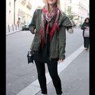 Mode tendance look street style chaussures bottines Aurelie