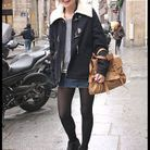 Mode tendance look street style chaussures bottines Magali