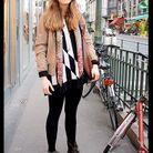 Mode tendance look street style chaussures bottines Mathilde