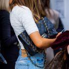 Fashion Week de Londres : un sac de luxe