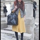 Mode tendance street style defiles London str RF11 1622